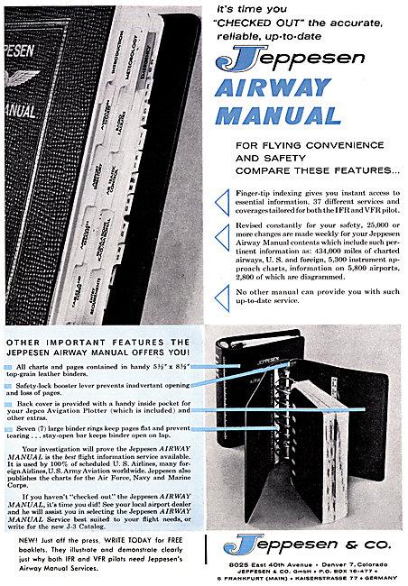 Jeppesen Airway Manuals