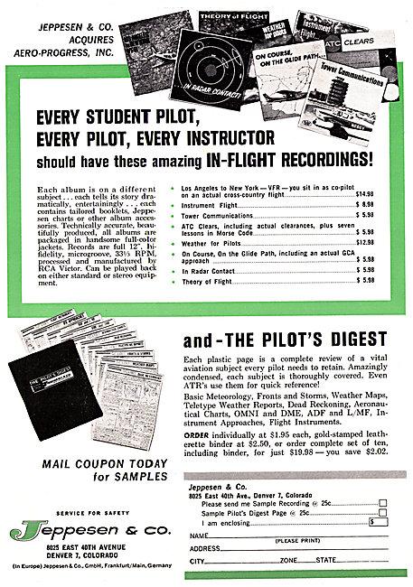 Jeppesen Pilot Training Materials