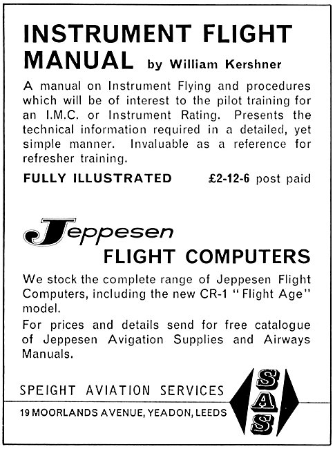 Jeppesen Airway Manuals & Training Books