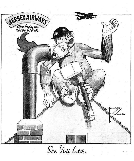 Jersey Airways