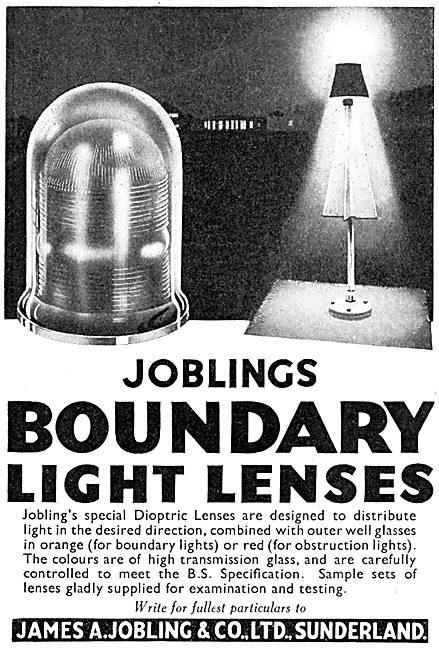 Joblings Airfield Boundary Light Lenses