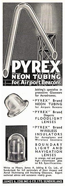 James A.Jobling PYREX Neon Tubing