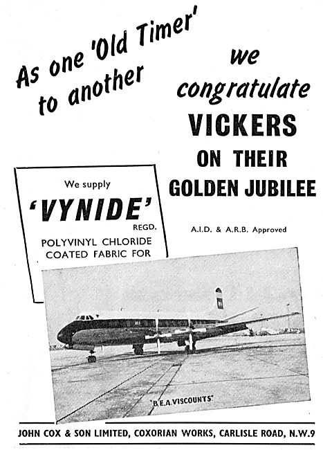 John Cox For Vinyde: Polyvinyl Chloride Coated Fabric