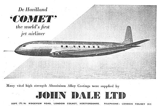John Dale Aluminium Alloy Castings