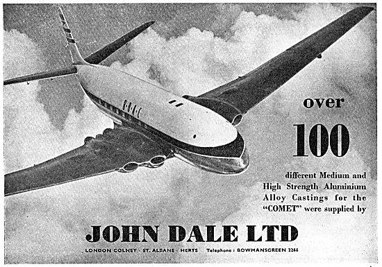 John Dale - Alloy Castings