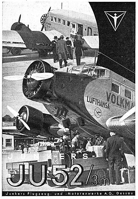 Junkers JU52 : JU52/3m