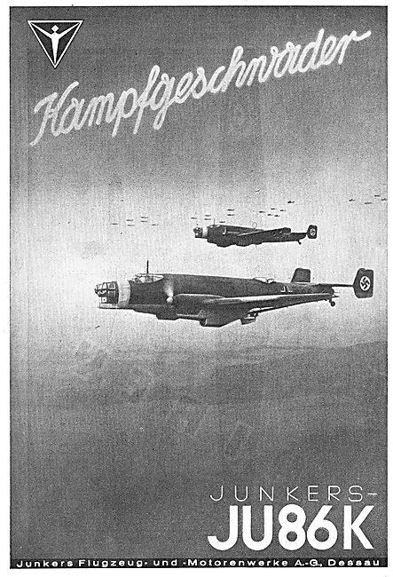 Junkers JU 86K