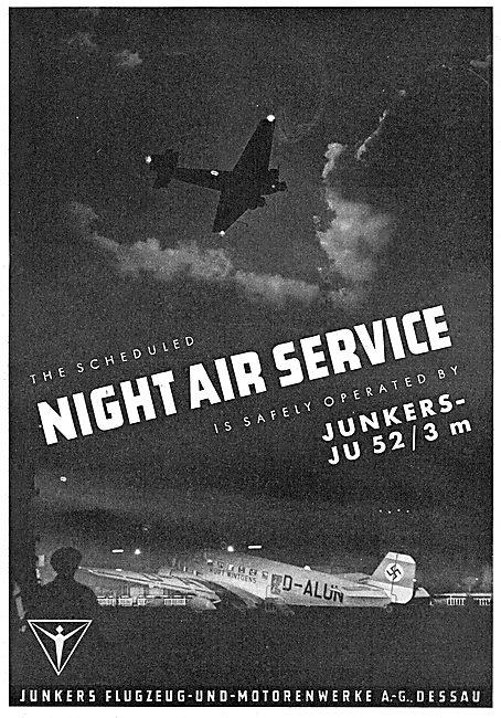 Junkers JU52 / 3M