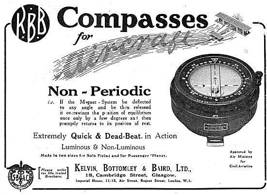 KBB Non-Periodic Compass