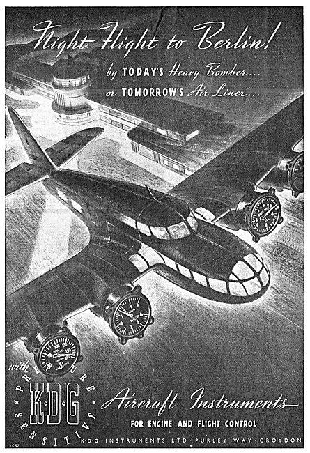 KDG - Aircraft Instruments