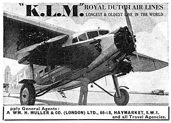 KLM Royal Dutch Air Lines