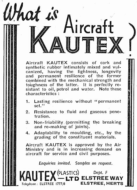 Kautex Jointing Material