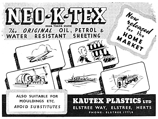 Kautex Neo-K-Tex Jointing Material & Mouldings