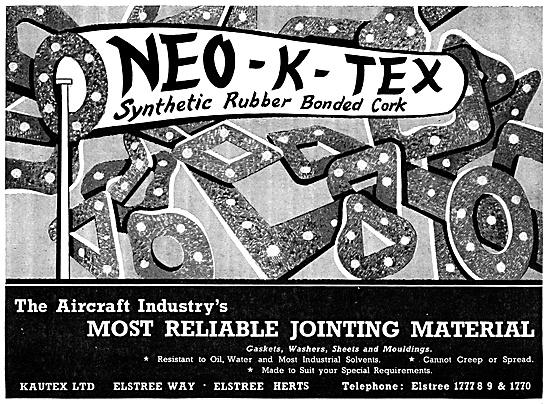 Kautex Neo-K-Tex Synthetic Rubber Bonded Cork