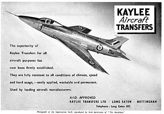 Kaylee Aircraft Transfers