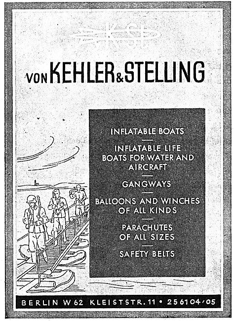Von Kehler & Stelling : Flotation & Survival Gear