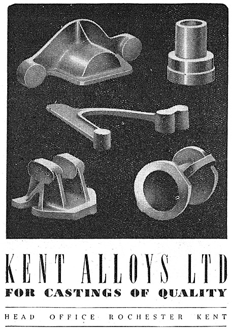 Kent Alloys - Light Alloy Castings