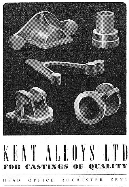 Kent Alloys Castings