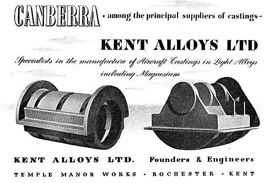 Kent Alloys - Aluminium & Magnesium Castings