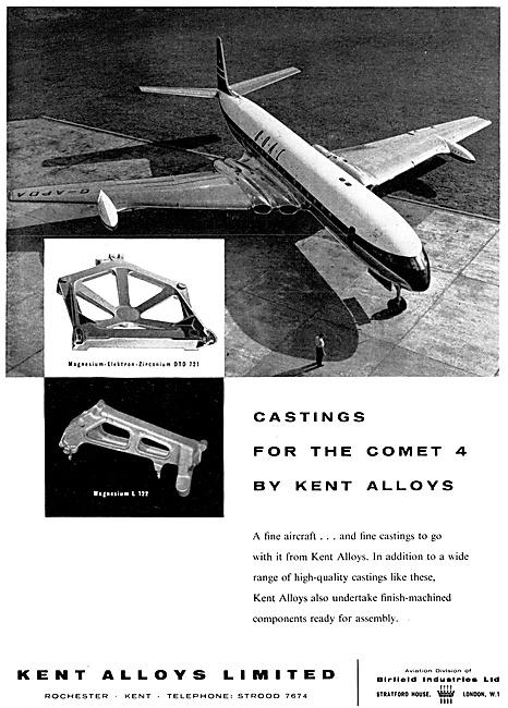 Kent Alloys Aluminium Alloy Castings