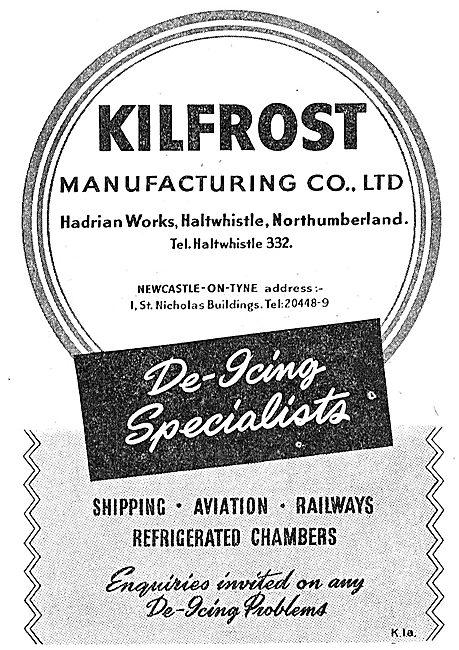 Kilfrost - De-Icing