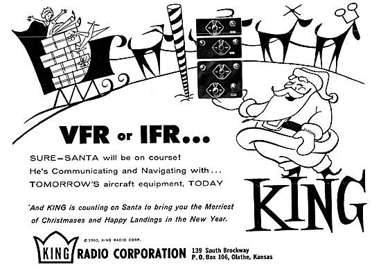 King Avionics 1960
