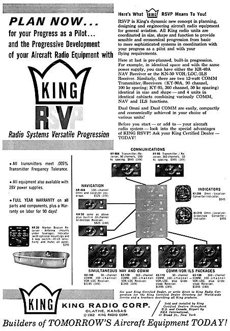 King KN-50 Nav Receiver
