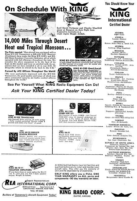 King Radio Corporation - Avionics