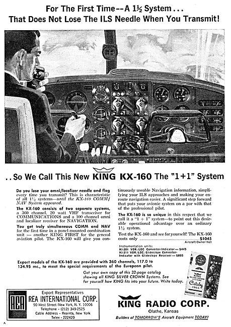 King Radio Corporation KX-160