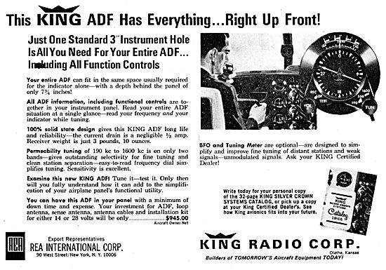 King Radio Corporation - Navigation & Communication Suites