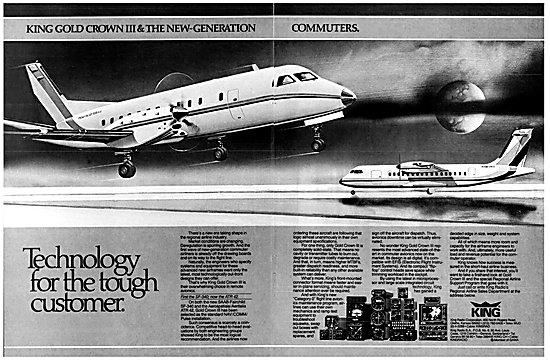 King Radio Corporation - King Avionics