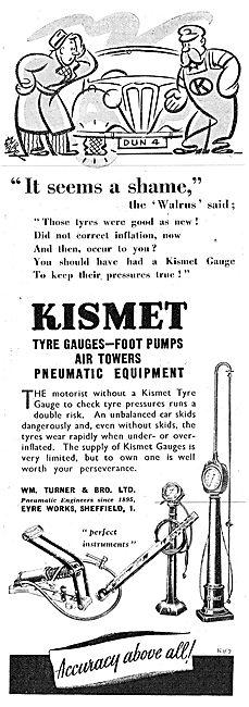 William Turner Kismet Pneumatic Pumps