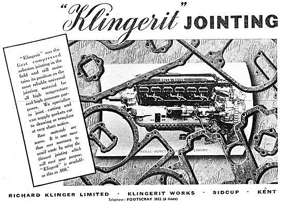 Klingerit Jointing & Gaskets