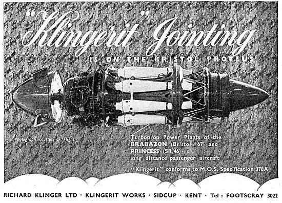 Klingerit Asbestos Jointing Material