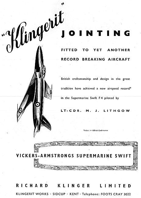 Klingerit Asbestos Jointing