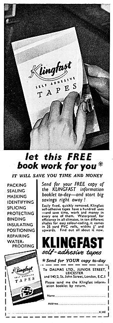 Klingfast Adhesive Tapes