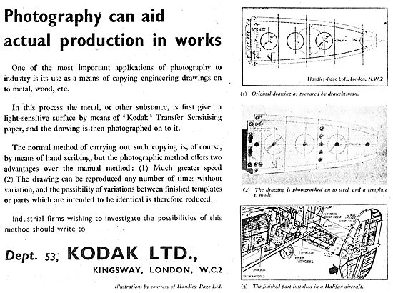Kodak Industrial Photography & Radiography