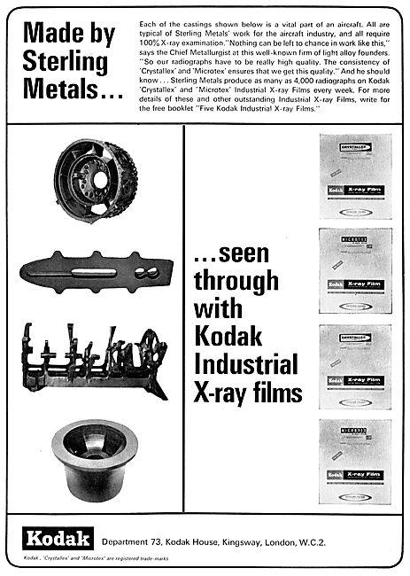 Kodak Industrial X-Ray Film - NDT