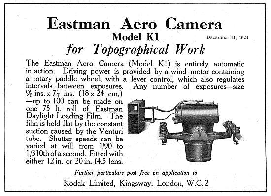 Eastman Aero Camera