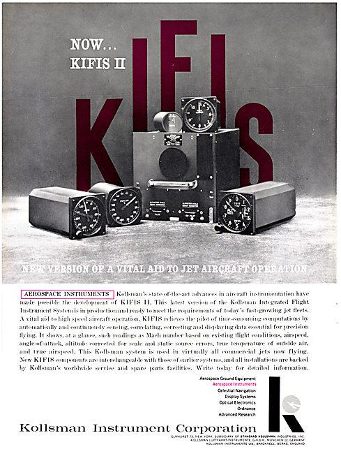 Kollsman KIFIS II Integrated Flight System