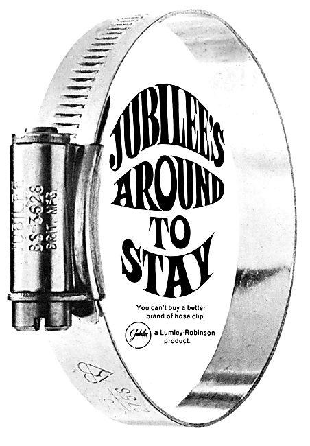 L.Robinson & Co - Jubilee Worm Drive Clips
