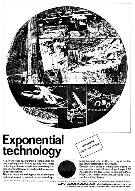 LTV Aerospace 1967