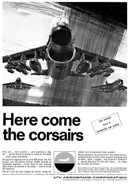 LTV Corsair