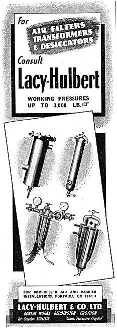 Lacy-Hulbert Pneumatic & Vacuum Installations