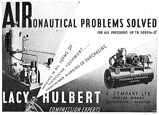 Lacy-Hulbert Air Compressors