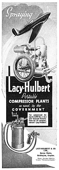 Lacy-Hulbert Compressors