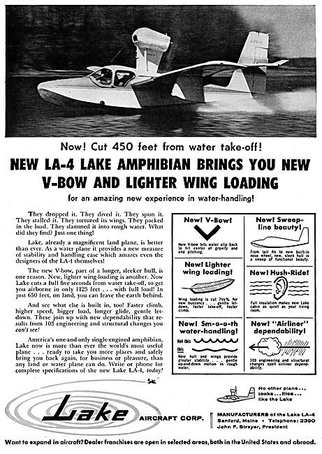 Lake LA-4 Amphibian