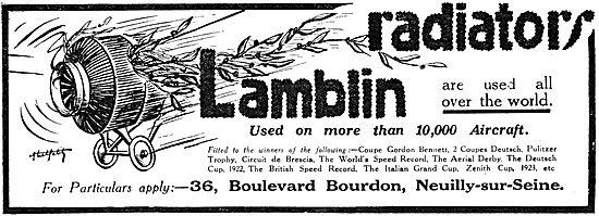 Lamblin Radiators