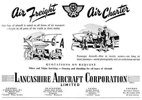 Lancashire Aircraft Corporation
