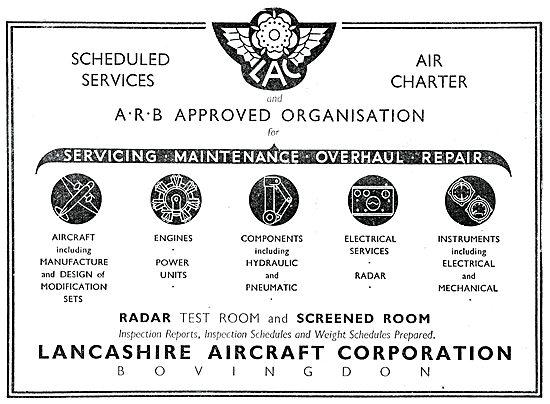 Lancashire Aircraft Bovingdon